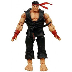 Фигурка Street Fighter - Ryu Black Costume