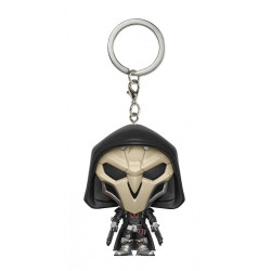 Брелок Pocket POP Keychain Overwatch Reaper Жнец