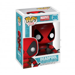 Фигурка POP Marvel Deadpool - Дэдпул (12см)