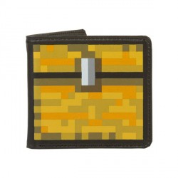 Кошелек Minecraft Chest Wallet (кожа)