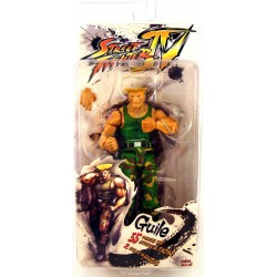 Фигурка Street Fighter IV Guile (15 см)