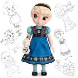 Кукла Frozen Elsa Disney Animator's collection - Эльза (40см)