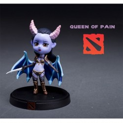 Фигурка DOTA 2 Queen of Pain - Дота 2 Королева боли (10см)