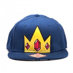 Бейсболка Adventure Time - Ice King Crown Cap