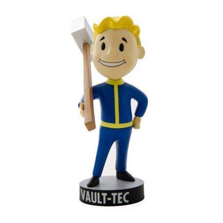 Фигурка Fallout Vault Boy Melee Weapons - Волт-Бой  (8см)