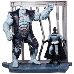 Набор фигурок Бэтмен против Соломона - Batman Solomon (11см- 19см)