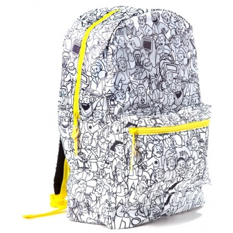 Рюкзак Fallout 4 - All Over Printed Backpack