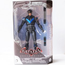 Фигурка Бэтмен - Nightwing Batman Arkham Knight (18см)