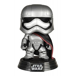 Фигурка POP! Star Wars Captain Phasma - Капитан Фазма (12см)