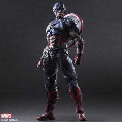 Фигурка Капитан Америка - Captain America Play Arts (25см)