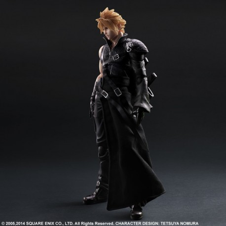 Фигурка Кай Клоуд - Final Fantasy Kai Cloud Play Arts (25см)