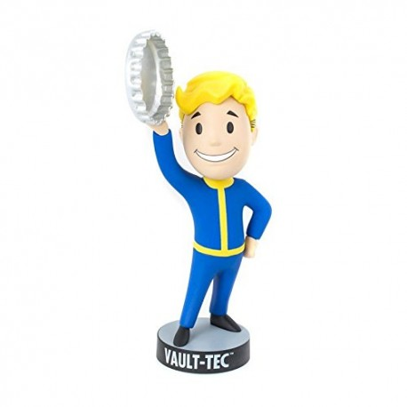 Фигурка Fallout Vault Boy Bobble Head Barter (15см)