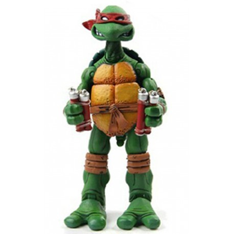 Фигурка Teenage Mutant Ninja Turtles Michelangelo- Черепашки ниндзя Микеланджело (14 см)