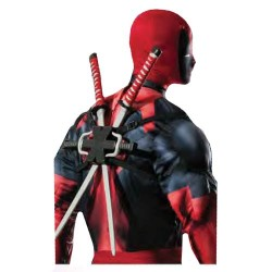 Оружие Deadpool Weapon Kit