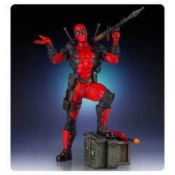 Фигурка Deadpool Collector's Gallery Statue