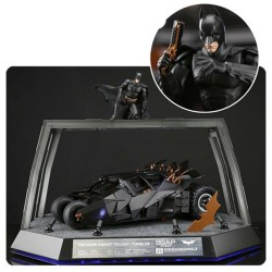 Фигурка The Dark Knight Trilogy Tumbler 1:12 Scale Remote Control Vehicle Replica Deluxe Pack
