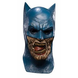 Маска Blackest Night Batman Zombie Deluxe Latex Adult Mask