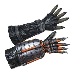 Перчатки Batman Arkham Knight Scarecrow Deluxe Gloves
