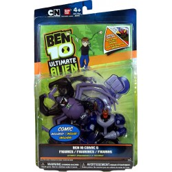 Фигурка Бен 10 - Ultimate Alien Comic Exclusive Spidermonkey Vulkanus (10 см)