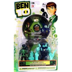 Фигурка Бен 10 - Exclusive X-Ray Ben and Diamondhead (10 см)