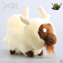 Плюш Don't Starve White Beefalo Plush (18см)
