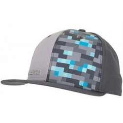 Бейсболка Майнкрафт - Minecraft Diamond Crafting Premium Snap Back Hat