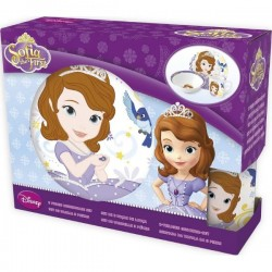 Набор посуды Sofia The First