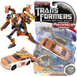 Фигурка Трансформеры Роудбастер - Transformers Track Battle Roadbuster (14см)