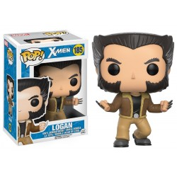 Фигурка POP! Marvel: X-Men Logan (12см)