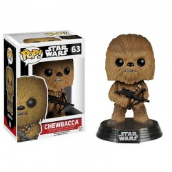 Фигурка POP! Star Wars Chewbacca - Чубака (12см)