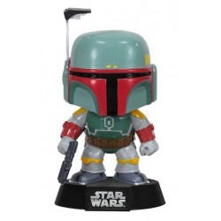 Фигурка POP! Star Wars Boba Fett - Боба Фетт (12см)