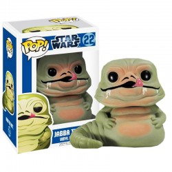 Фигурка POP! Star Wars Boba Jabba the Huff - Джабба Хатт (12см)
