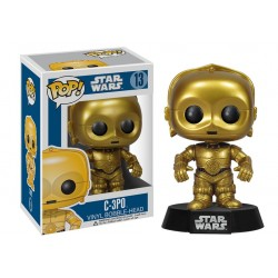 Фигурка POP! Star Wars C-3PO - СИ-3ПИО (12см)