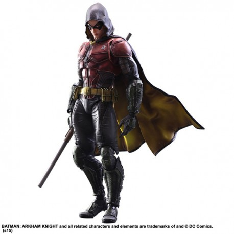 Фигурка Batman Arkham Knight Play Arts Kai Robin (27см)
