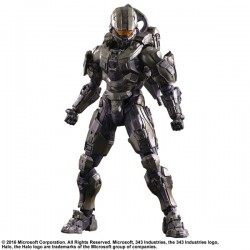 Фигурка Halo 5 Guardians Play Arts Kai Master Chief (27см)