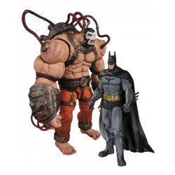 Набор фигурок Бэтмен против Бейна - Batman vs Bane (25см)