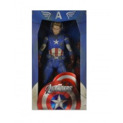 Фигурка Капитан Америка - Captain America Battle Damaged (45см)