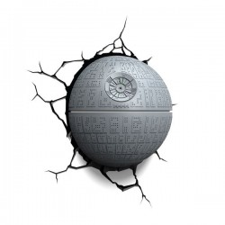 Светильник 3D Star Wars Death Star