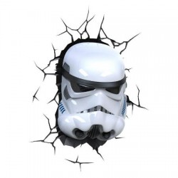 Светильник 3D Star Wars Storm Trooper