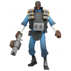 Фигурка Team Fortress - BLU Demoman Deluxe (18см)