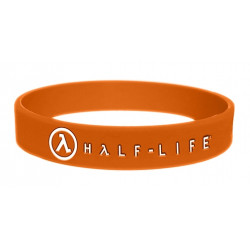 Браслет Half Life - Silicone Wristband Assortment