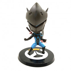 Фигурка Overwatch Genji blue (12см)
