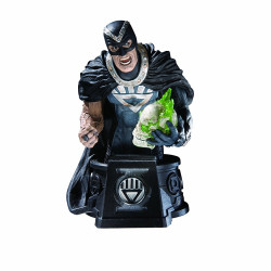 Фигурка Heroes Of The DC Universe Blackest Night - Black Hand (13см)
