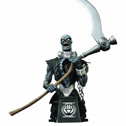 Фигурка Heroes Of The DC Universe Blackest Night - Black Lantern Nekron (16см)