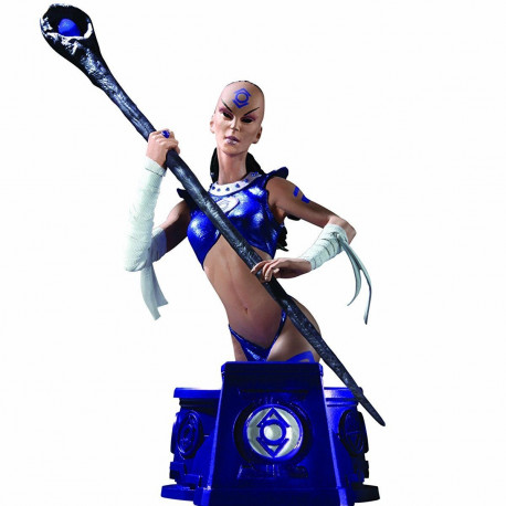 Фигурка Heroes Of The DC Universe Blackest Night - Indigo 1 Lantern (15см)