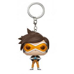 Брелок Pocket POP Keychain Overwatch Tracer Трейсер