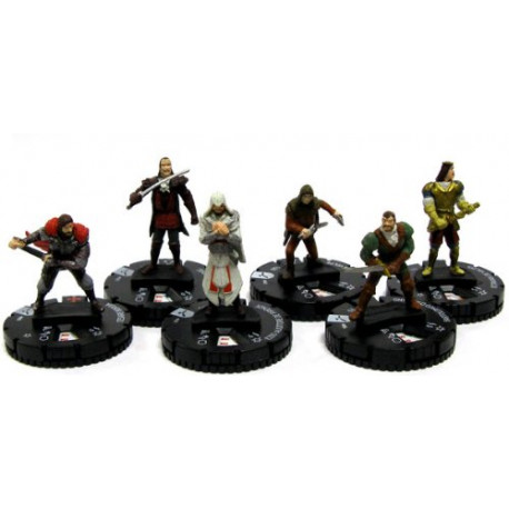 Фигурка Assassin's Creed Brotherhood Heroclix