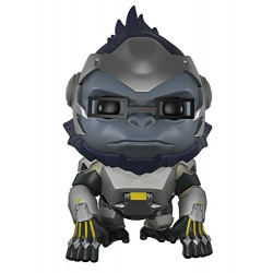 Фигурка Funko POP! Vinyl: Games: Overwatch Уинстон (17см)