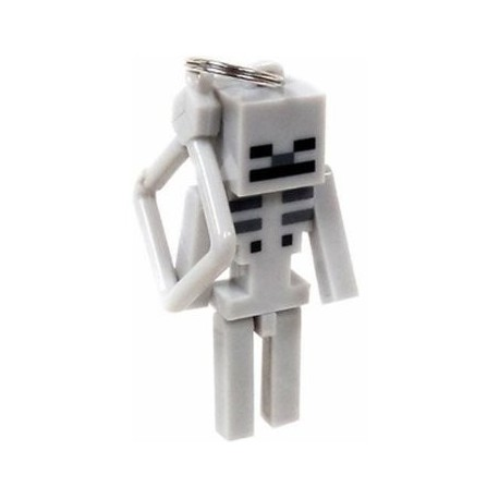 Брелок Minecraft Skeleton