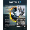 Фигурка Portal P-Body With LED Lights (18cm)